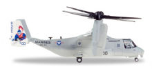 MV-22 Osprey  USMC US Marines Herpa Collectors Model Scale 1:200 558549 E